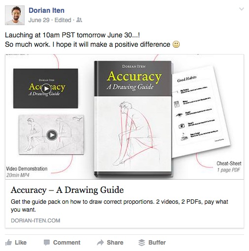 Accuracy: A Drawing Guide