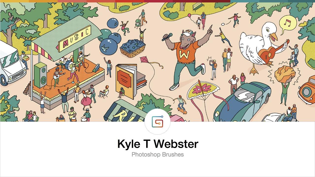 kyle webster case study