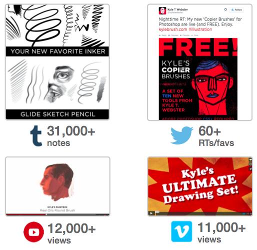 popular social posts